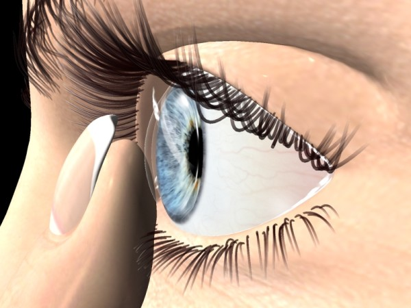 medical biotechology eye